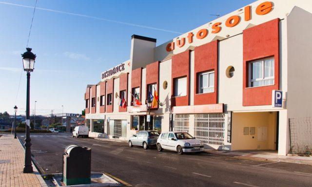 Aparthotel Autosole