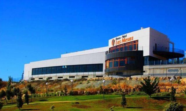 Centro Deportivo Las Mesas