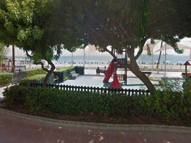 Children's Playground Paseo