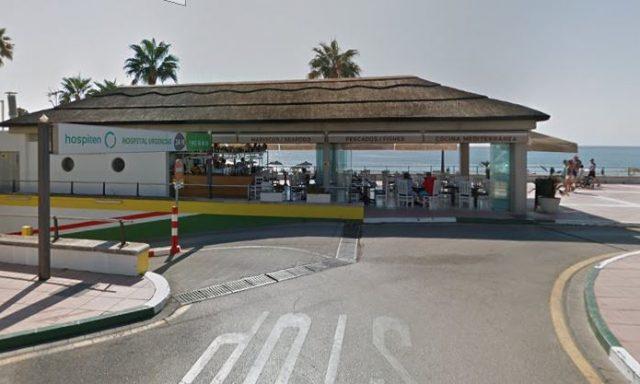 Chiringuito Central Beach