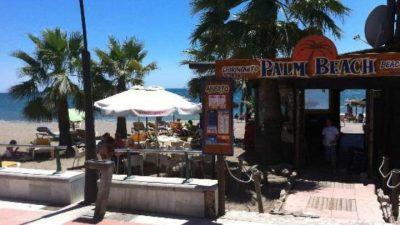 Chiringuito Palm Beach
