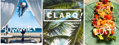Claro Restaurant & Beach Club
