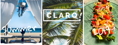 Claro Restaurant & Beach Club
