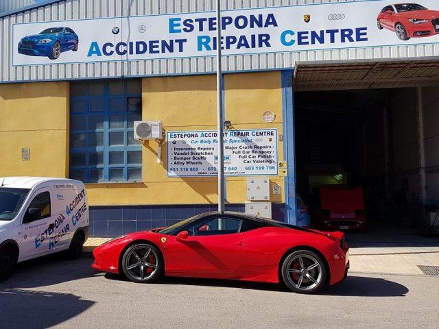 Estepona Accident Repair Centre