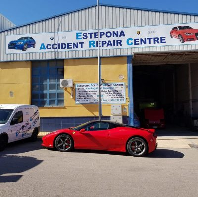 Estepona Accident Repair Centre
