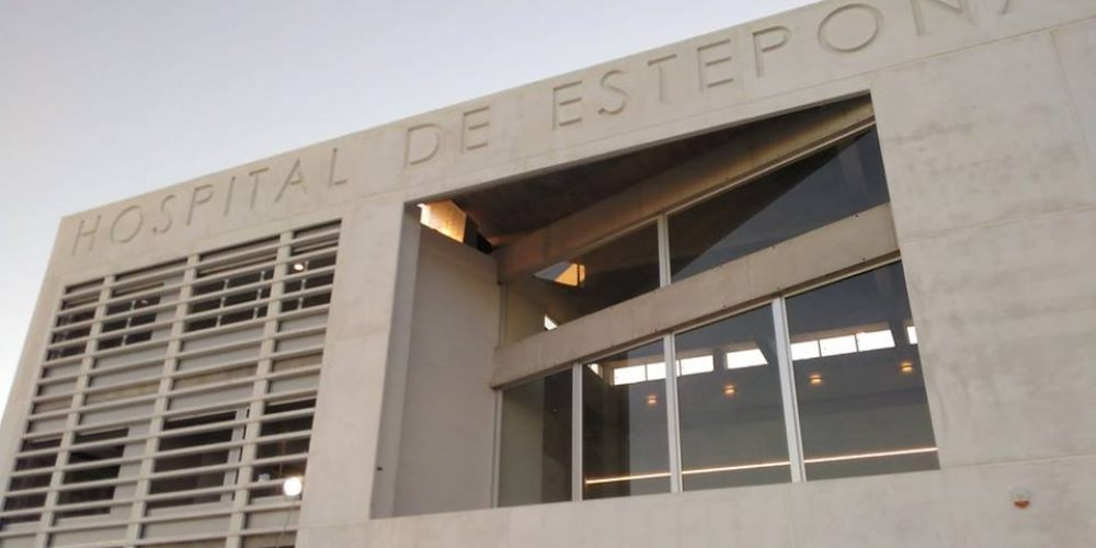 THE NEW ESTEPONA HOSPITAL WILL OPEN THIS JUNE 2019.