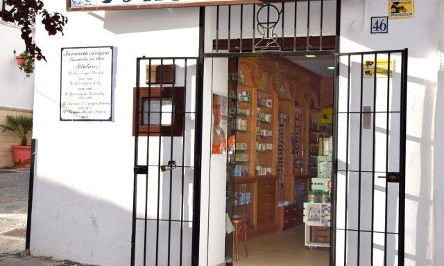 Farmacia Aragon