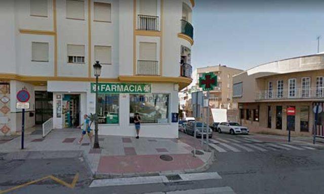 Farmacia María del Carmen Ortega Urbano