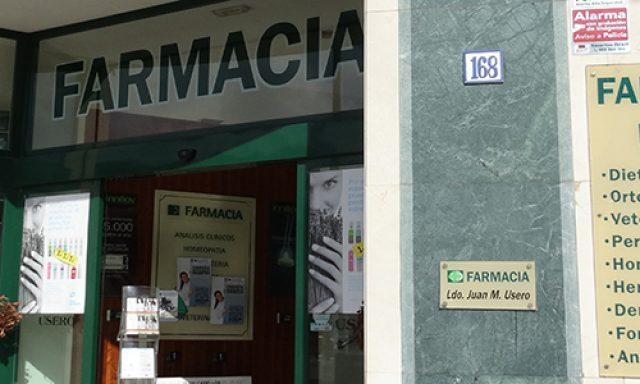 Pharmacy Usero Estepona