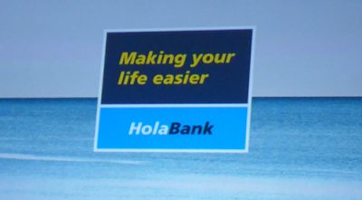 Hola Bank Caixa