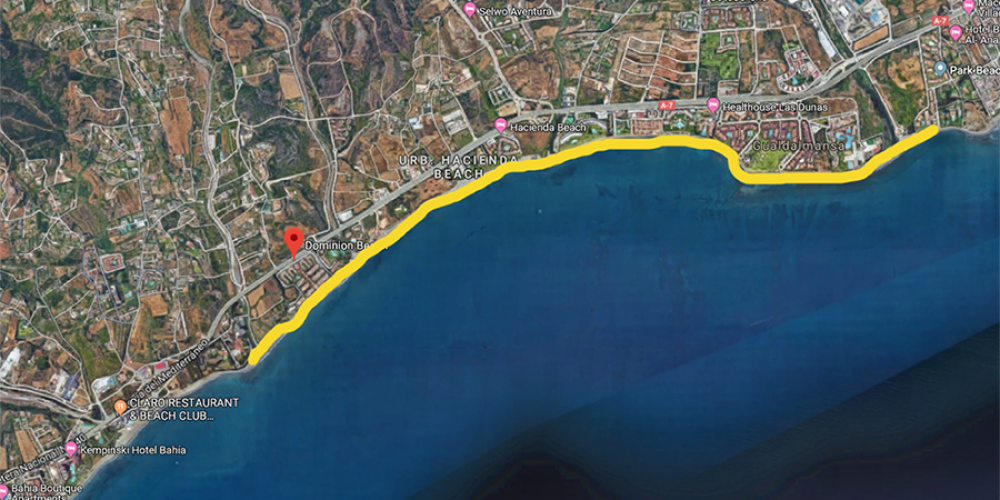Another 10 Kilometers of Coastal Path has been approved.