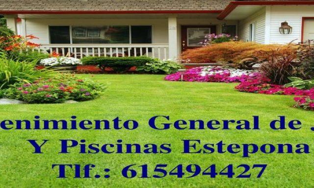Jardines y Piscinas Estepona
