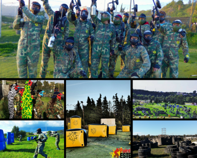 Paintball Estepona