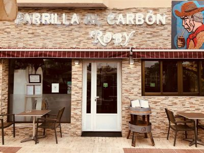 Parrilla Argentina Roby