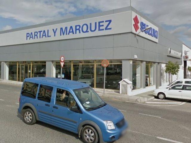 Partal y Marques Suzuki