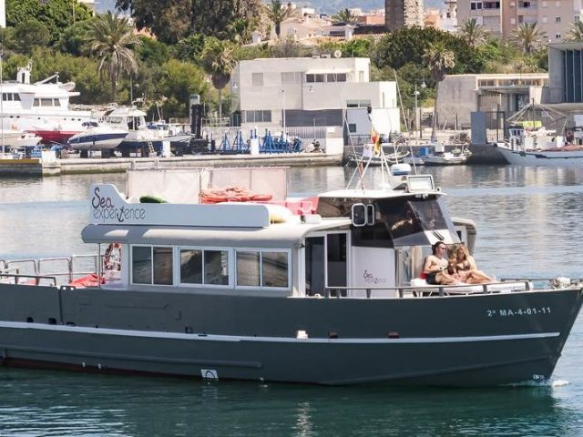 Party Boat Estepona