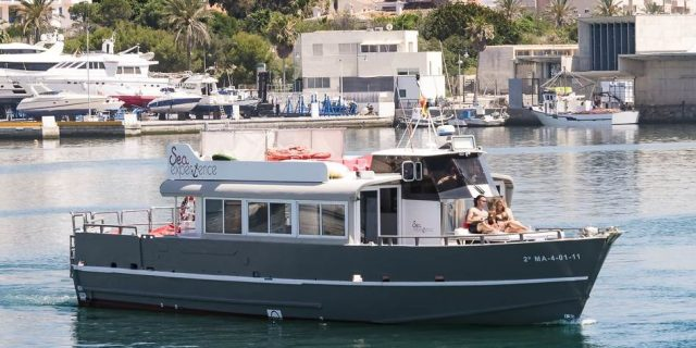 Party Boat Estepona
