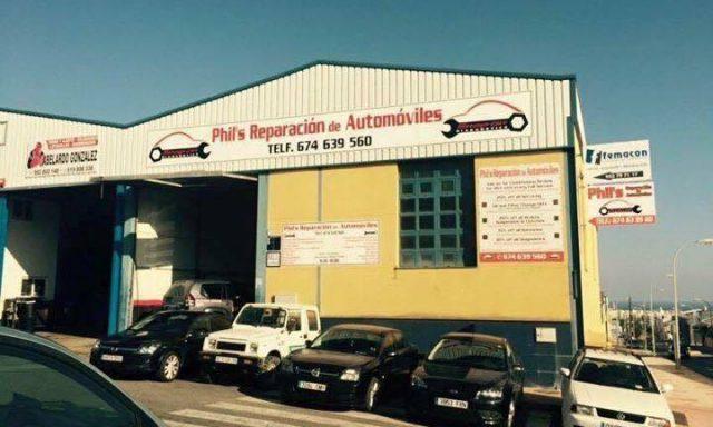 Phil's Reparacion De Automoviles Estepona