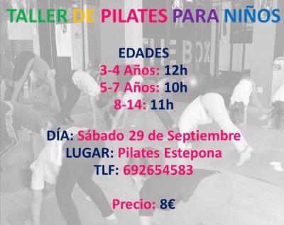 Pilates Estepona
