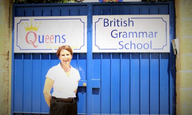 Queens British Grammar School