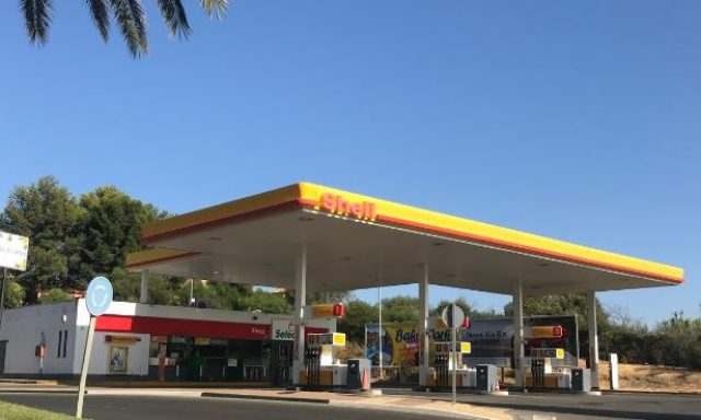 Shell Garage Estepona