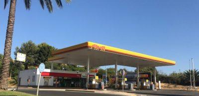 Shell Garage Estepona