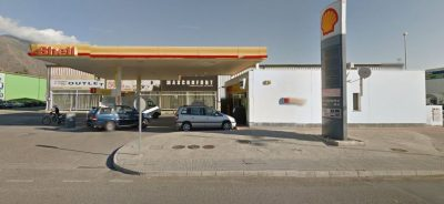 Shell Garage Estepona Poligono