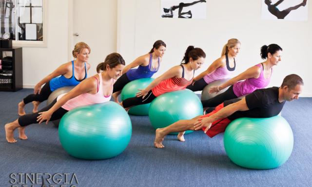 Synergy Pilates
