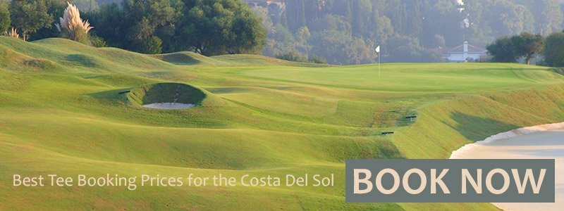 Book your golf tee time here for some great golf courses on the Costa del Sol