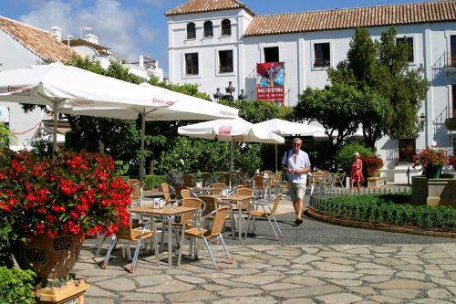 Plaza de los Flores